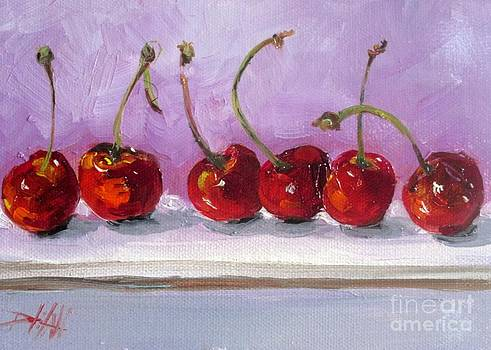Conga Cherries by Delilah  Smith