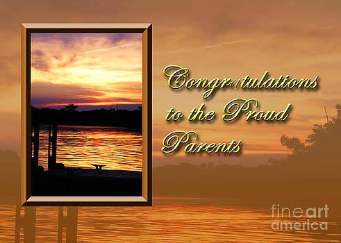 Jeanette K - Congratulations to the Proud Parents Pier