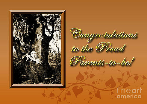 Jeanette K - Congratulations to the Proud Parents To be Willow Tree
