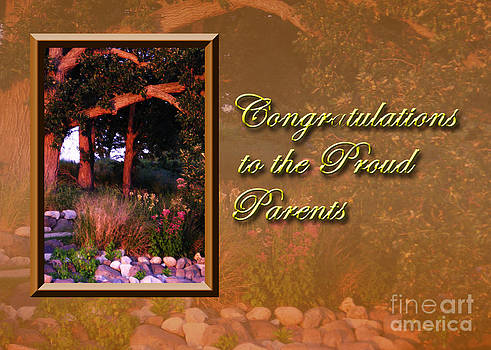 Jeanette K - Congratulations to the Proud Parents Woods