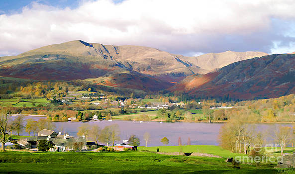 Coniston by Tess Baxter