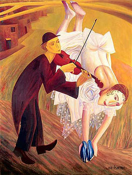 Conjured Melodies by Israel Tsvaygenbaum