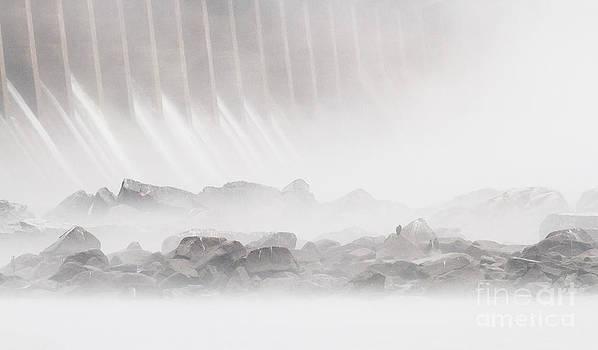 Conowingo Fog by Paul Frederiksen