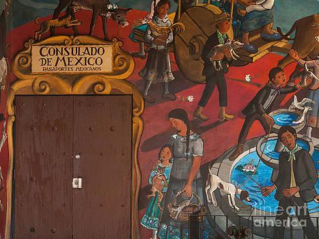 Consulado de Mexico by Lee Roth
