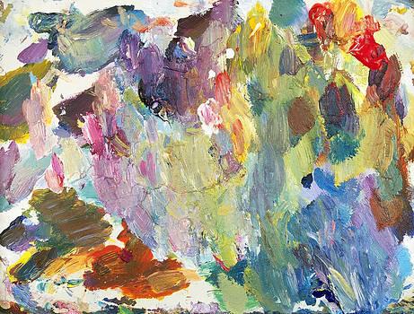 David Lloyd Glover - Contemplation