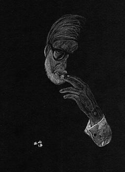 Contemplation by Ekta Gupta