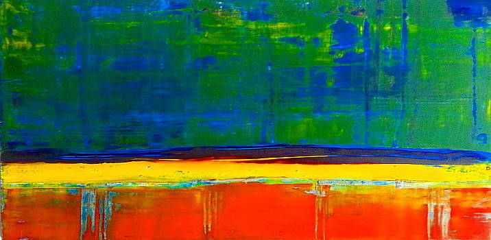 Contemplation by Tanya Lozano-tul