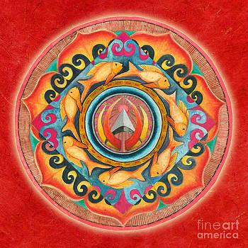 Continuing Mandala by Jo Thomas Blaine