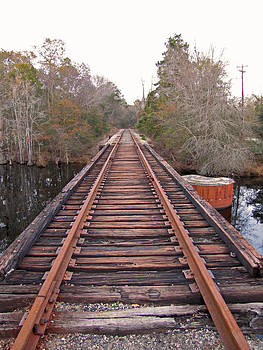 Conway SC Riverwalk Railroad 2 by Making Memories Photography LLC