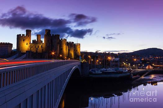 Conwy Castle by Bahadir Yeniceri