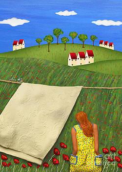 Cool Breeze by Anne Klar