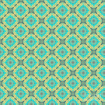 Cool turquoise by Savvycreative Designs