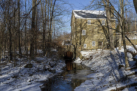 Cooper Gristmill by Robert Wirth