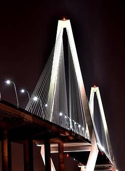 Cooper River Bridge  by Jeff  Bjune