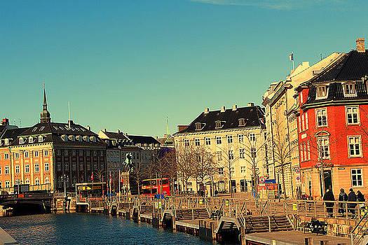 Copenhagen Street  by Alan Pary