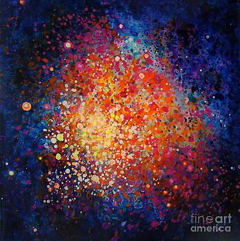 Coral Nebula #2 by Freddie Lieberman