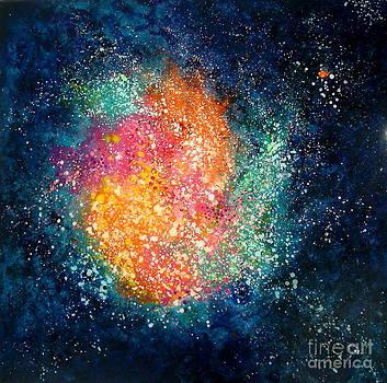 Coral Nebula by Freddie Lieberman