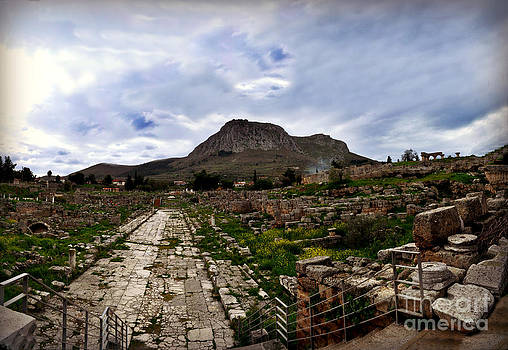 Corinth by Eric Liller