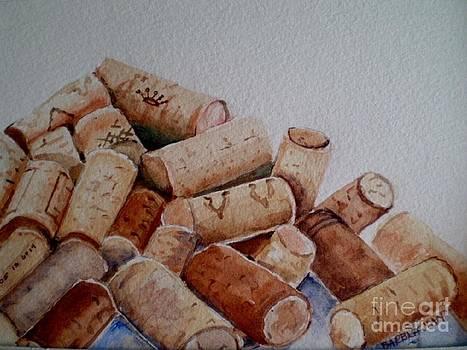 Cork It  by Barbra Joan
