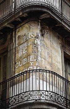 Corner Balcony by Jack Daulton