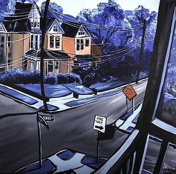 Corner View by Jennifer Noren