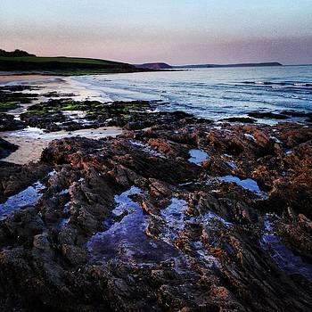 Cornish south coast by Henry  Turner