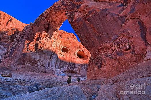 Adam Jewell - Corona Arch Rainbow Colors