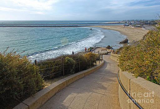 Gregory Dyer - Corona del Mar Beach View - 01