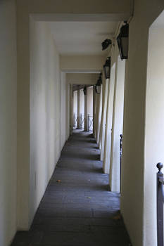Corridor by Randi Shenkman