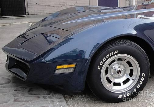 Corvette by Jackie Bodnar