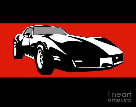 Corvette by Patrick Collins