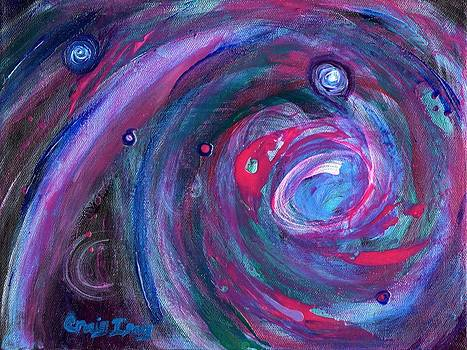 Cosmic Activity 15 by Craig Imig