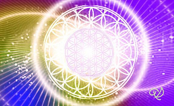 Cosmic Adjustment by Ute Posegga-Rudel