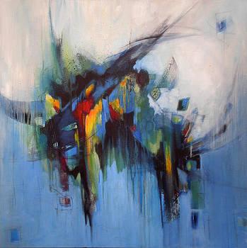 Susanne Clark - Cosmic Blue