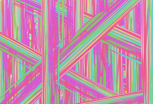 Cosmic Pick Up Sticks by Naomi Jacobs