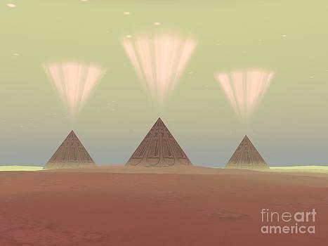 Corey Ford - Cosmic Pyramids