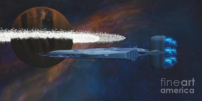 Corey Ford - Cosmic Spaceship