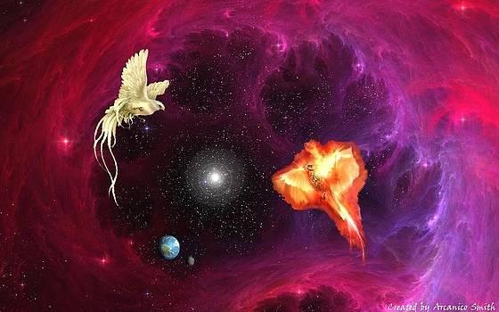 Cosmic Union by Arcanico Luca Smith Acquaviva