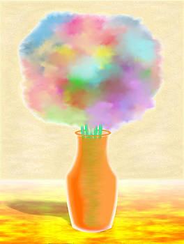 Cotton Candy Bouquet by Ricardo  De Almeida