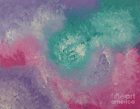 Cotton candy by Dawn Plyler