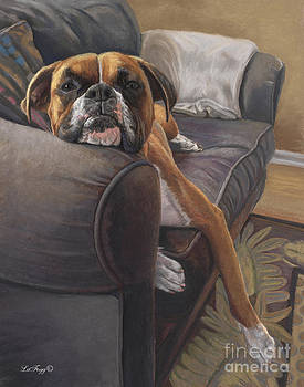 Couch Potato by Deb LaFogg-Docherty