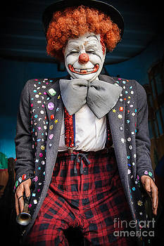 Coulrophobia by Charles Dobbs