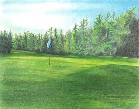 Country Club by Troy Levesque