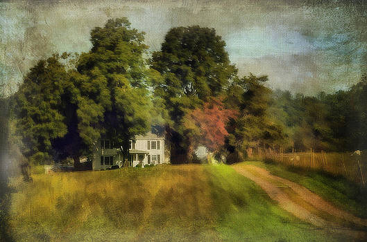 Country Home by Kathy Jennings