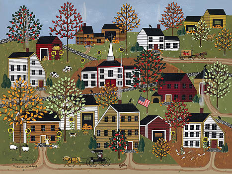 Country Living by Medana Gabbard
