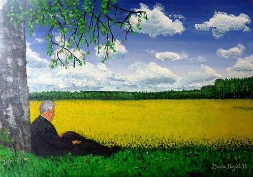 Country Priest by Beata Dagiel