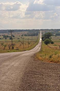 Country Road by Janet Wagstaff