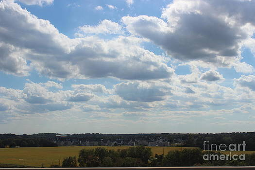 Country Side Skies by Rebecca Lauber