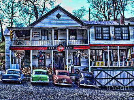 Country Store by Julia Dressler