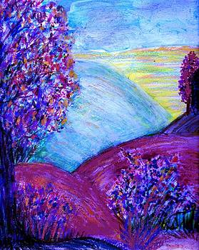 Anne-Elizabeth Whiteway - Country View